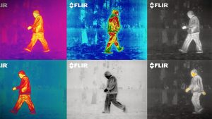 FLIR Scion, optics, thermal optics