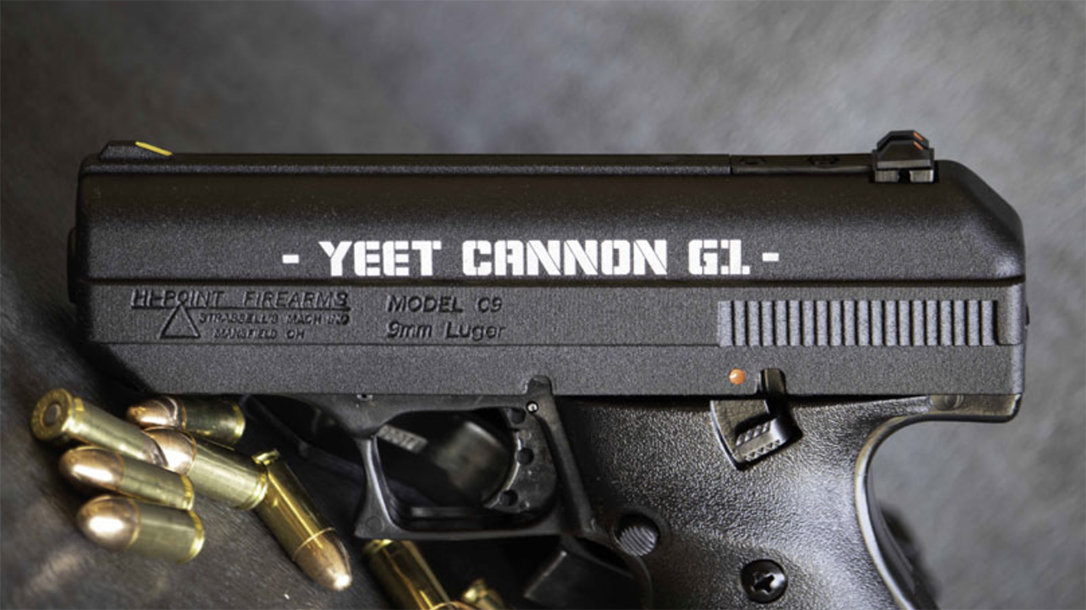 CONFIRMED: Hi-Point Is Officially Making the Yeet Cannon Pistol