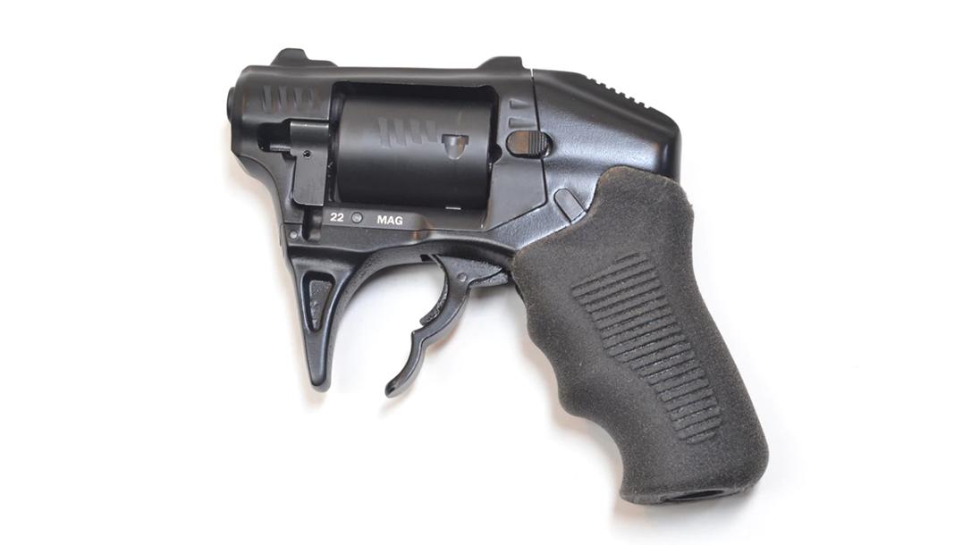Standard Mfg S333 Thunderstruck, Standard Manufacturing Thunderstruck, handgun, left