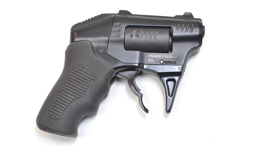 Standard Mfg S333 Thunderstruck, Standard Manufacturing Thunderstruck, handgun, right