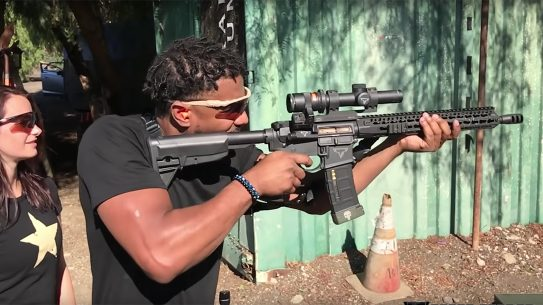 Michael B Jordan guns, Taran Tactical