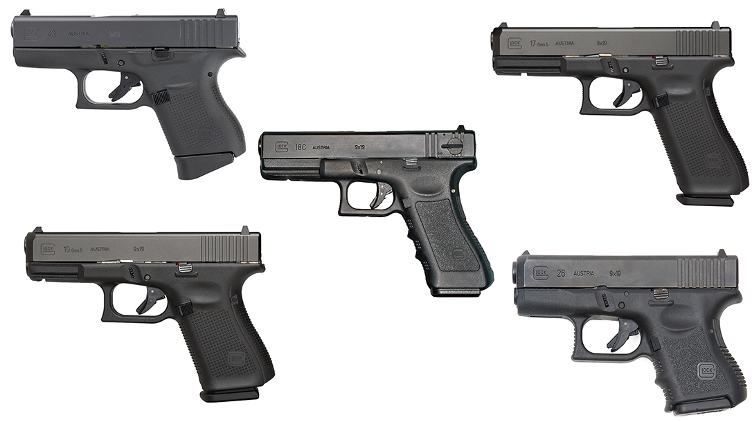 Glock 'n' Roll: The Top 5 Best Glock Pistols of All-Time