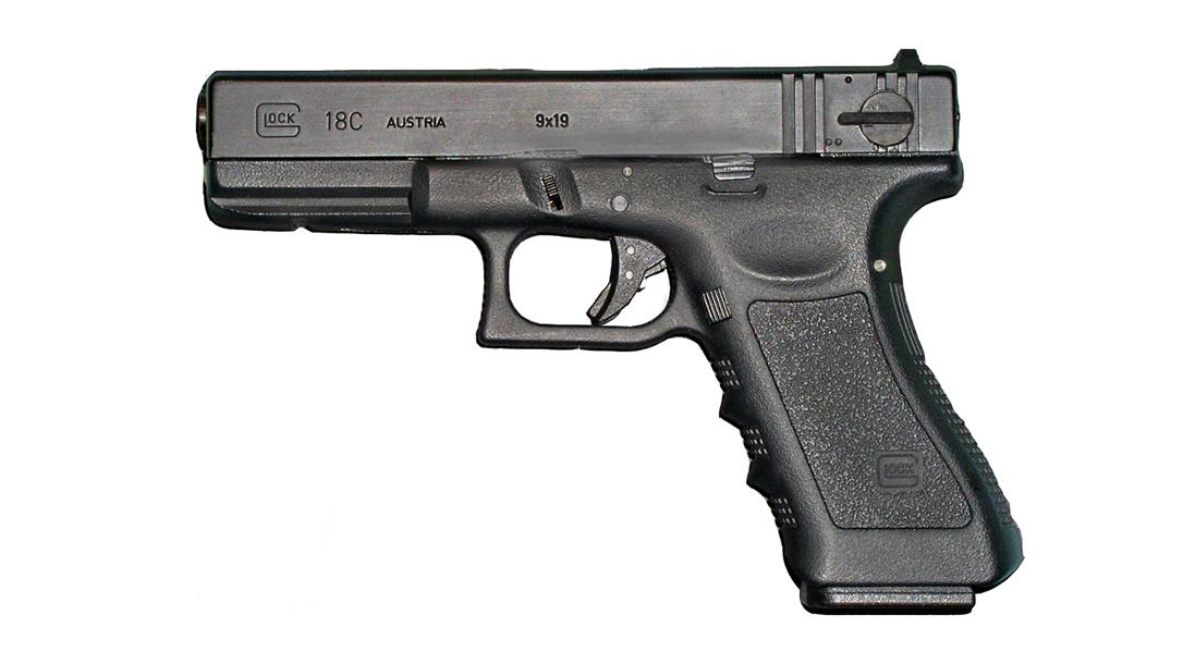 Glock 18, Glock 18c, G18 pistol