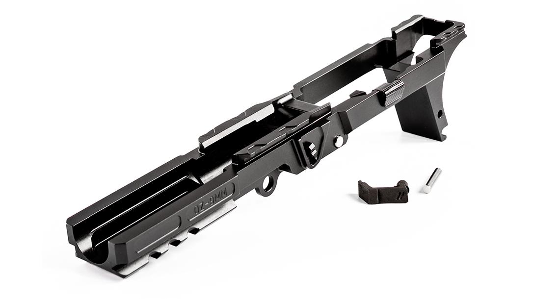 ZEV Modular Build Kit black left
