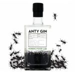 Anty Gin, bottle, strange alcohol