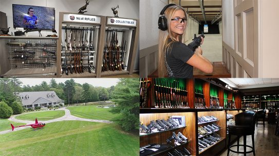 Luxury Gun Ranges in New England