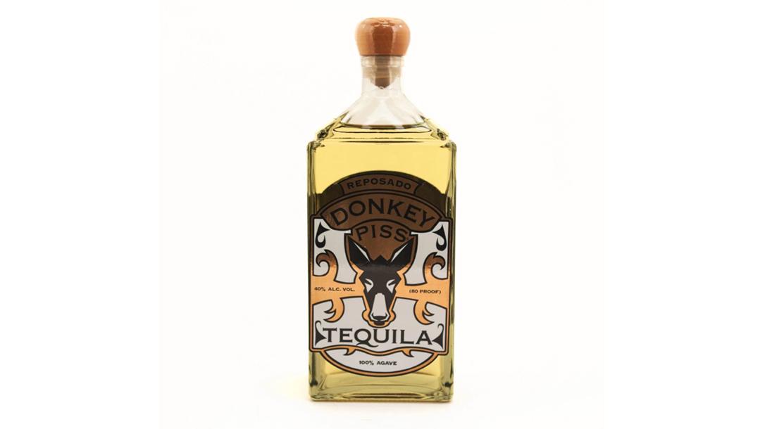 Donkey Piss Tequila