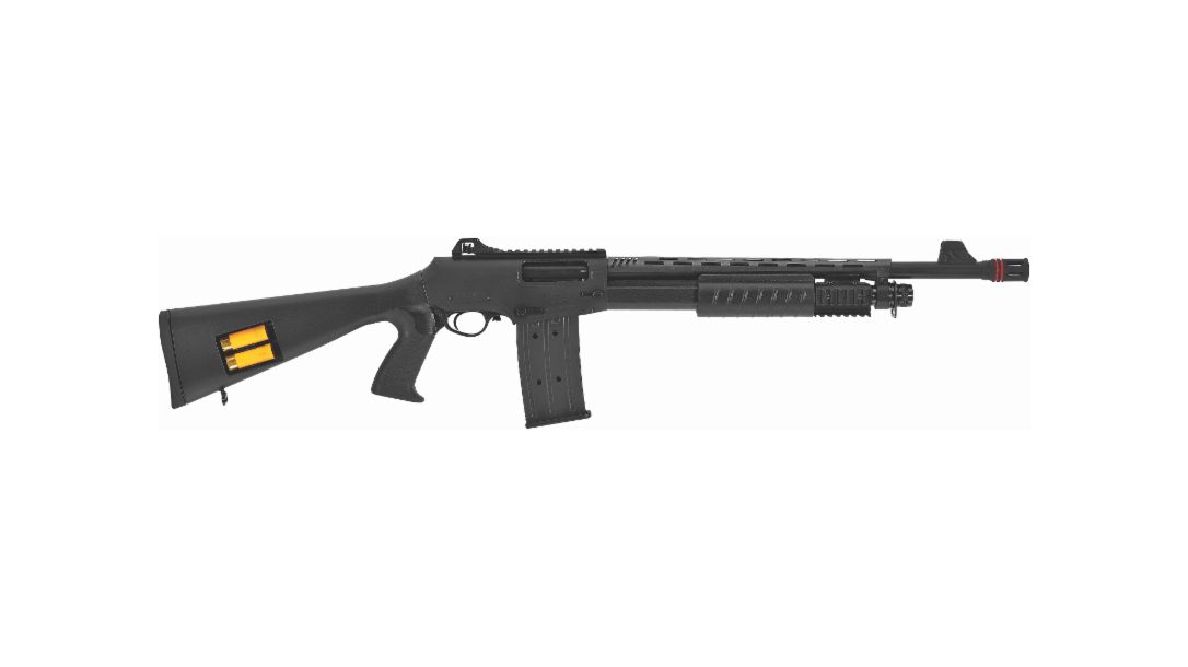 BM12 Shotgun