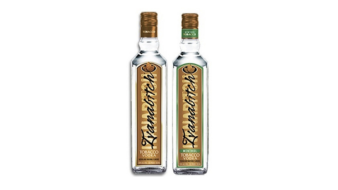 Ivanabitch Tobacco-Flavored Vodka