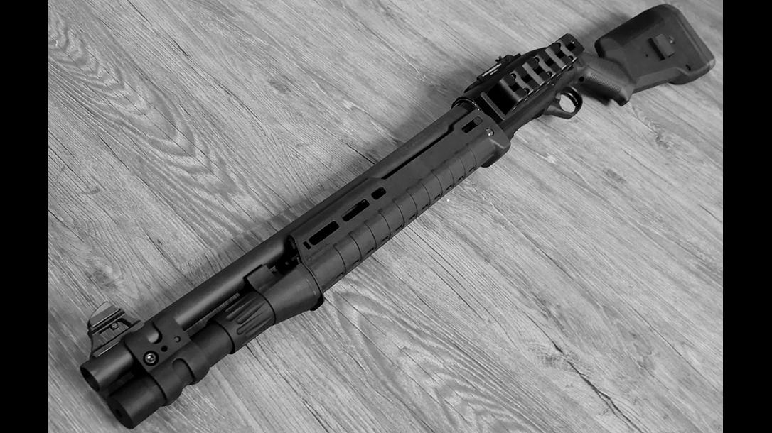 Langdon Tactical Shotgun left
