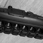 Langdon Tactical Shotgun side saddle