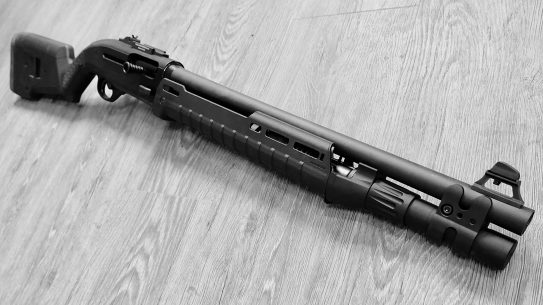 Langdon Tactical LTT 1301 Tactical Shotgun, Beretta 1301 Tactical, right
