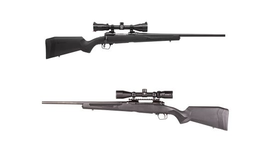Savage 450 Bushmaster Rifles
