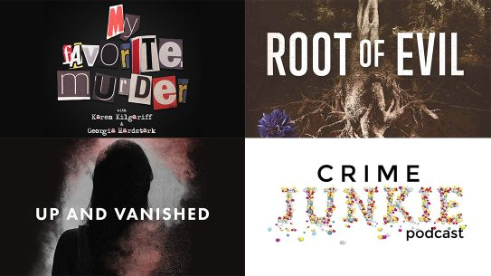 Best True Crime Podcasts, Lauren Young