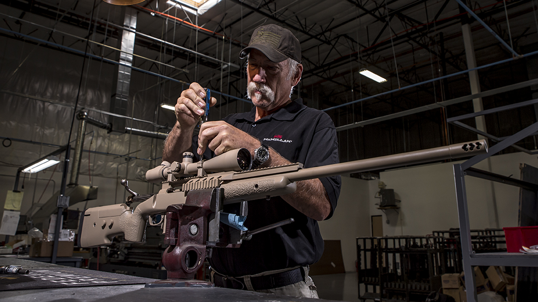 Custom Gunsmiths, Rifle Gunsmiths, Custom Rifles