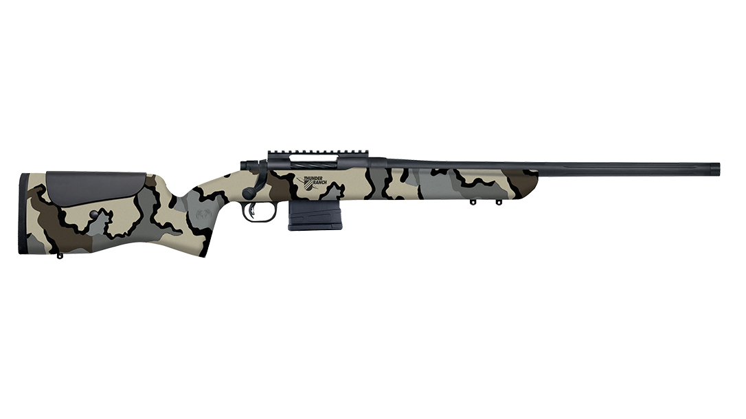Mossberg MVP LR Thunder Ranch, Precision Shooting Rifle Under $3,000