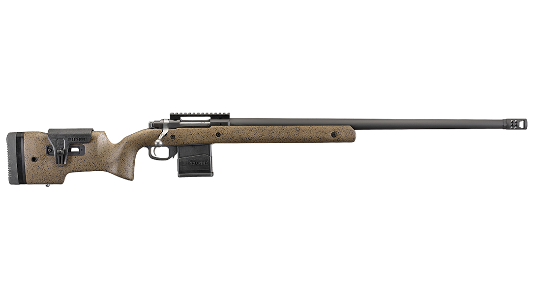Ruger Hawkeye Long-Range Target, Precision Shooting Rifle Under $3,000