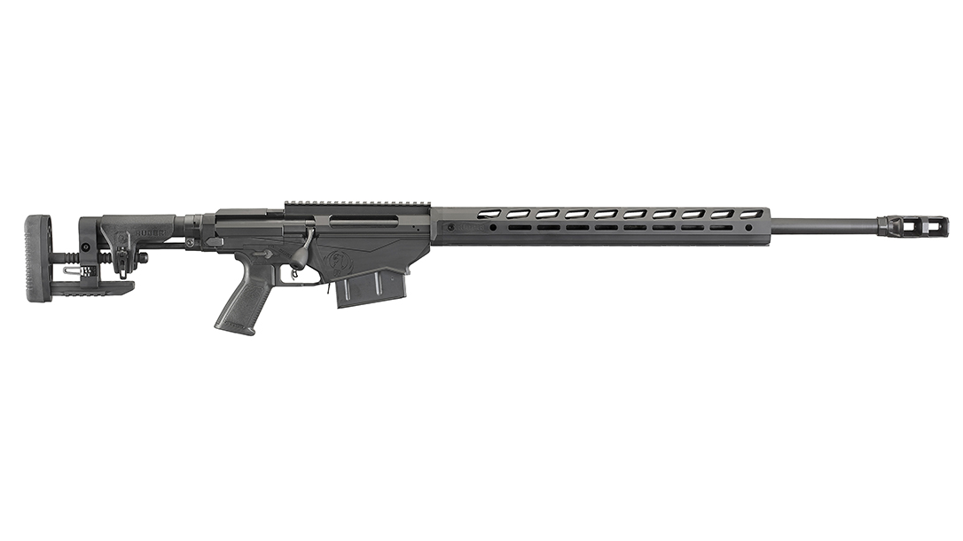 Ruger Precision Rifle, Precision Shooting Rifle Under $3,000