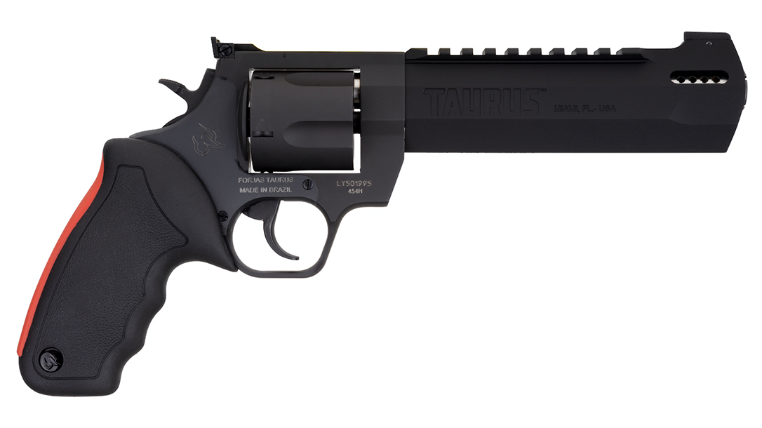 Taurus 454 Casull Raging Hunter Revolver, lead