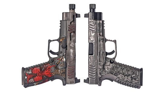 Springfield XDM 10mm OSP Pistol, custom, reup
