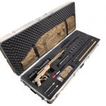 Accurate-Mag AMSR rifle, case, kit