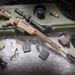 Accurate-Mag AMSR rifle, lead