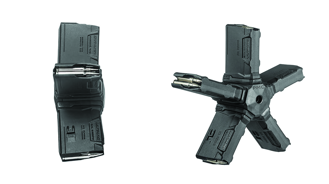 Coupler Kit, AR-15 magazines, loaded