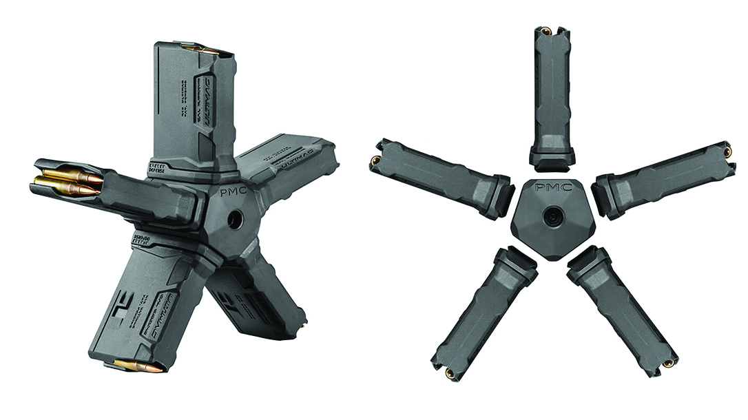FAB Defense Pentagon Magazine Coupler Kit, spread