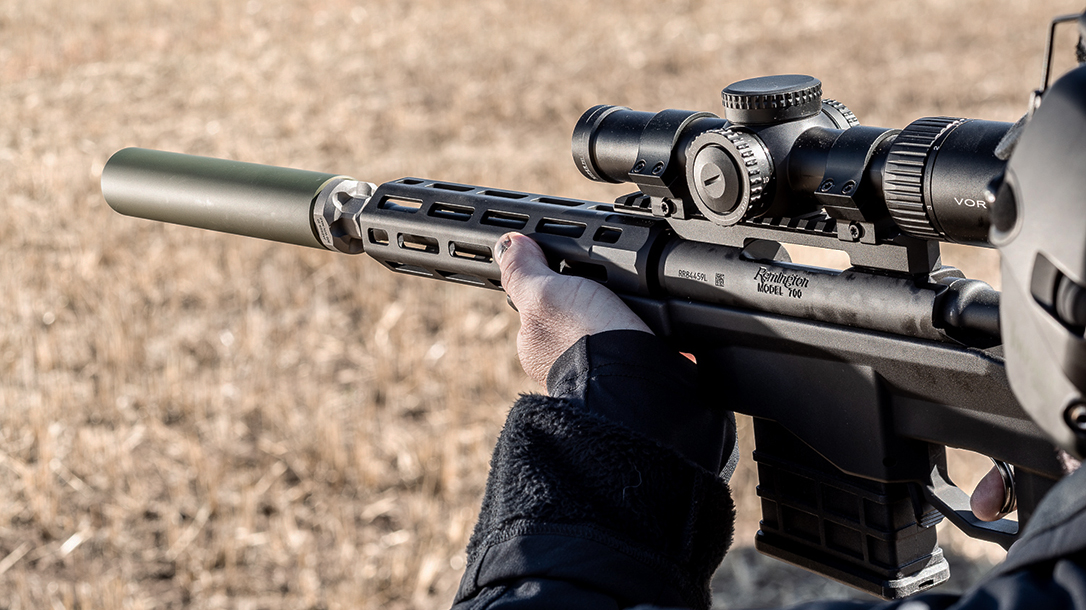 Remington 700 CP Brace, Athlon Outdoors Rendezvous, aiming