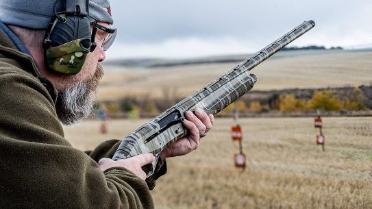 CZ 1012 Bottomlands Shotgun, Athlon Outdoors Rendezvous, view