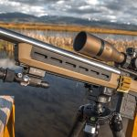 Magpul Pro 700 Chassis, precision rifle build, action