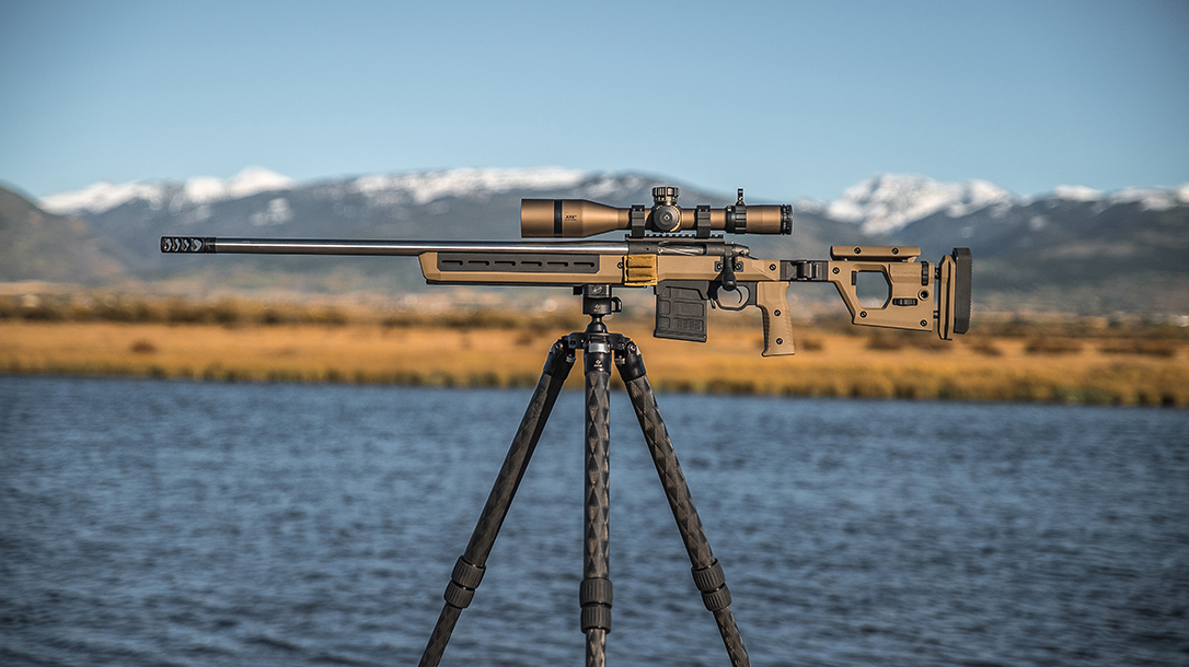 Magpul Pro 700 Chassis, precision rifle build, Tetons