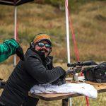 Weatherby Mark V Backcountry rifle, range