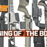 Barrett MRAD, Ballistic Best 2019, Best Bolt-Action Rifles, Reader's Choice