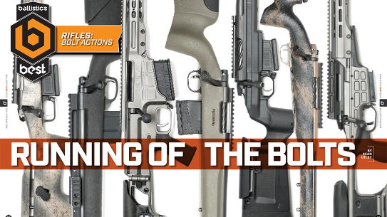 Barrett MRAD, Ballistic Best 2019, Best Bolt-Action Rifles, Reader's Choice