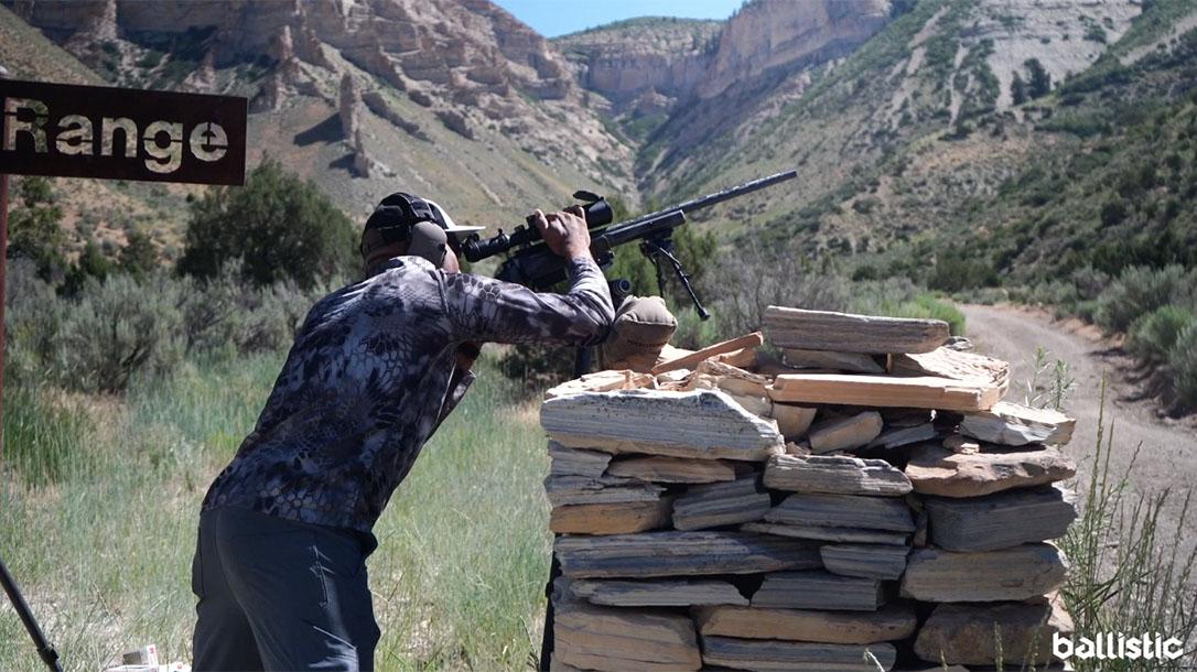 Bullet Trajectory, shooting at angles, shooting uphill, shooting downhill
