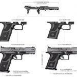 ZEV O.Z-9 Shorty Grip, measurements, specs