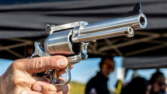 Magnum Research Elmer Keith BFR 500 Linebaugh, revolver, athlon outdoors rendezvous