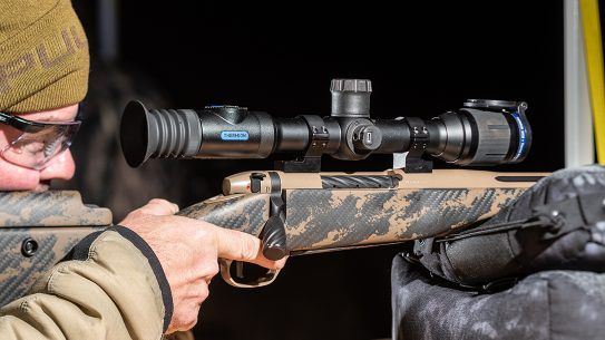 Pulsar Thermion XM38 Riflescope Test