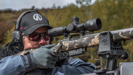 Vudu 5-25x50 FFP Rifle Scope, Vudu Optics, EOTech