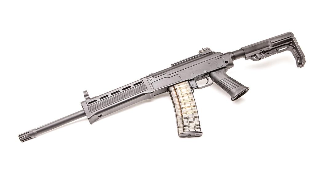 SOCOM Kalashnikov, left