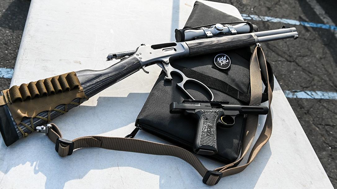 Alaskan Bush Guns, Alaska Guns, Rifle, Pistol