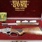 Wild West Guns Co-Pilot Takedown Rifle, case
