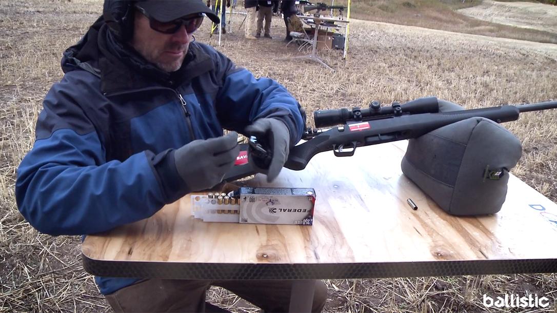 Federal 350 Legend cartridge, straight-walled cartridge, deer hunting, loading