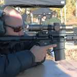 Optics, rifle scope, athlon outdoors rendezvouw 2019, firing
