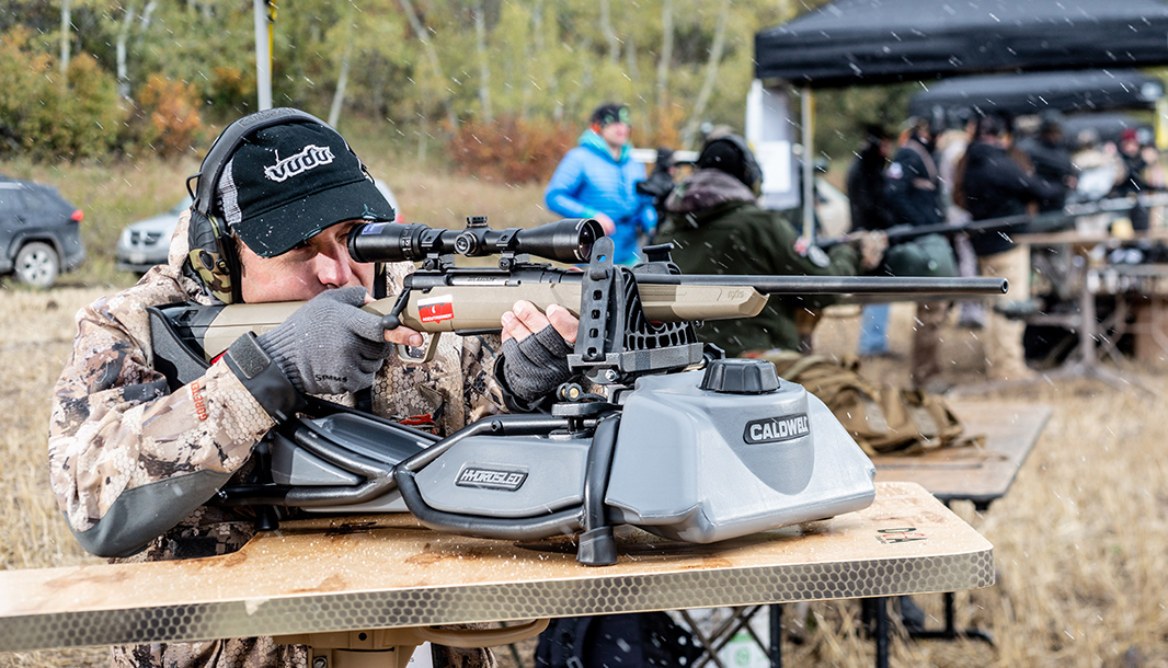 Savage Axis II XP Rifle, Bushnell Scope