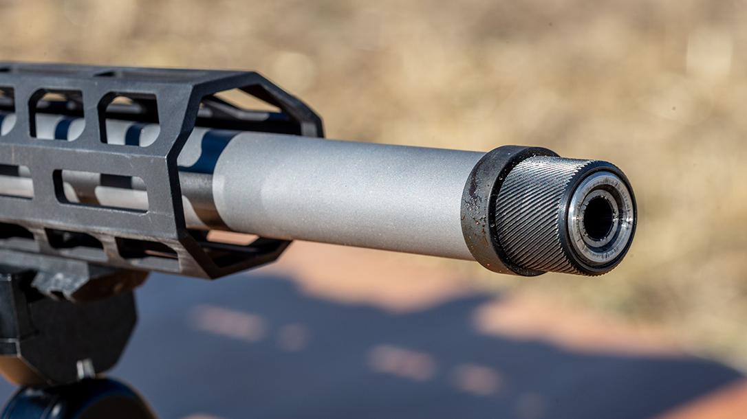Sauer Bolt-Action Rifle, Threaded Barrel