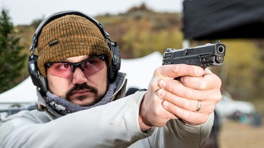 Smith & Wesson 9 EZ Pistol, Smith & Wesson M&P 9 Shield EZ, review