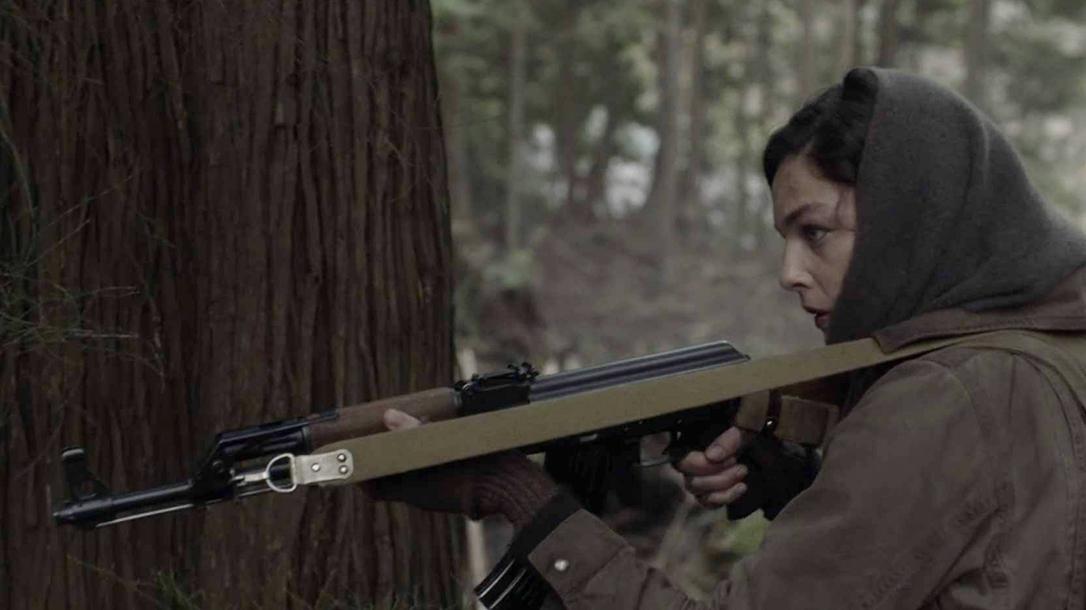 Soviet AK-47, The Man in the High Castle Season 4