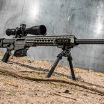 Barrett MRAD 6.5 Creedmoor, Ballistic Best Bolt-Action Rifle, lead